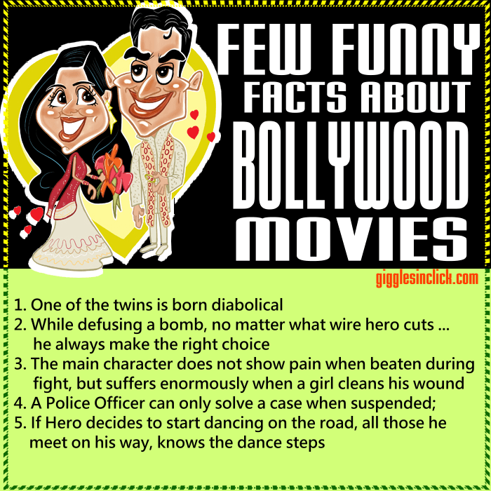 bollywood, interesting, facts, jokes, lol, movies, giggles, gigglesinclick.com