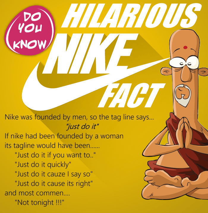 nike, giggles, gigglesinclick.com, jokes, funny images, lol, knowledge