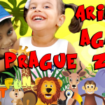 agnes, arian, elephant, lion, PRAGUE ZOO, soft music for children, funny music for children, Nursery Rhyme, kids, colorcountfun, giggles, learn, educational, funny, giraffe, monkey, fox, peacock