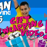 Arian reviewing his birthday gift unwrapping video | COLORCOUNTFUN