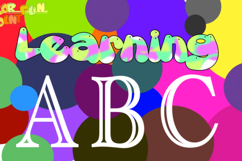 ABC SONG | ABC phonics song, rhyme for children with animation | COLORCOUNTFUN