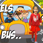 The Wheels on the bus song with AGNES
